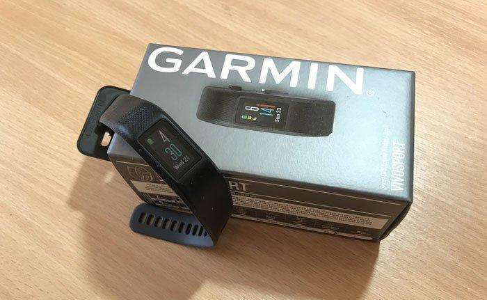 Garmin Vivosport Fitness Tracker Big Review